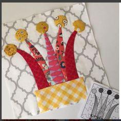 Quilt Block Patterns, Applique Patterns, Applique Quilts, Pattern Blocks, Applique Designs, Embroidery Applique, Quilt Blocks, Longarm Quilting, Quilting Projects