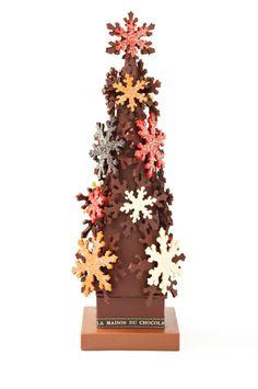 Noël en chocolat hum.....