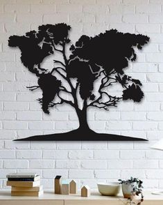 "Learn additional info on ""metal tree wall art hobby lobby"". Visit our internet site. Metal Tree Wall Art, Metal Art, Wood Art, Deco Design, Wall Design, Country House Design, Cnc Projects, Unique Wall Art, Tree Art"