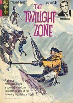 Twilight Zone 8 - Rod Serling - Alien -