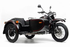 Ural T sidecar motorcycle outfit