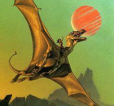 WB Announces Writer For Dragonriders of Pern!   moviepilot.com