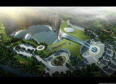 China's Luxury Underground Hotel To Open In 2014