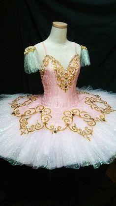 """Dragee"" (Sugar Plum Fairy) | Dancewear by Patricia"