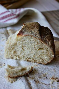 Pan de yogurt | La Cocina de Babel Bread Bun, Pan Bread, Bread Baking, Best Bread Recipe, Bread Recipes, Baguette, Bread And Company, Bread Winners, Rustic Bread
