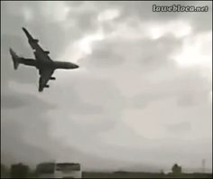 "gifsboom: "" Plane Crash in Afghanistan Caught on Tape Real Footage """