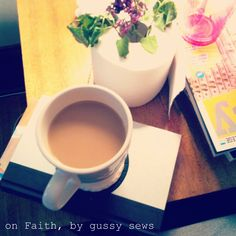 on Faith, by gussy sews