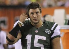 """#NewYorkJets fans are wondering if the team would keep Tim Tebow. And the response come from the manager of the team John Idzik and said that """"Tim, as you know, (is) currently on our roster and what we're doing is we're trying to increase competition at that position and positions across the board"""". The new league year is to start in a week and fans still waiting if Tim Tebow will stay or traded."""
