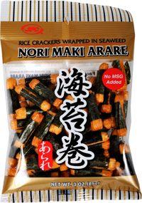 Japanese rice crackers!!!