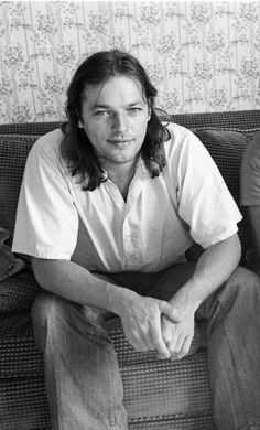 """lucy-pepper: """"David Gilmour promoting his first solo album, 1978 """" King Crimson, David Gilmour Pink Floyd, Psychedelic Music, Good Daddy, Best Guitarist, Roger Waters, Stevie Ray, Famous Stars, Robert Plant"""