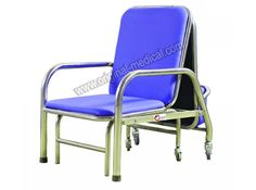 Original Medical: Attendant Bed Cum Chair  This Attendant Bed Cum Chair is also one of our Hospital Furniture products at Original Medical Equipment Company Pvt. ltd as a leading Hospital Medical products and equipment manufacturer and worldwide suppliers. Our all products are best quality. Know more about our this products plz visit our website. Medical Equipment, Website, The Originals, Chair, Bed, Furniture, Products, Stream Bed, Stool