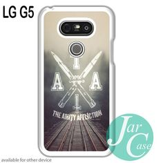 the amity affliction cover Phone case for LG G5 and other cases
