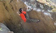 bouldering in Japan