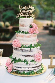 Wedding hochzeit torte idee hochzeitstorte mal anders for Brautpaar wohnung dekorieren