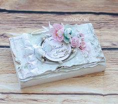 Craft and You Design: A candy box/ Pudełko na słodycze