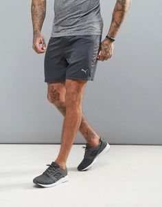 Puma Running 7 Shorts- men's fitness, puma running shorts, gym clothes, workout wear, sports wear, athletic wear