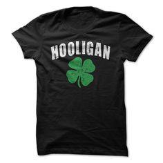 Hooligan T-Shirts, Hoodies. GET IT ==► https://www.sunfrog.com/St-Patricks/Hooligan.html?id=41382