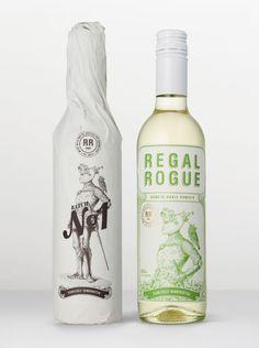 Regal Rogue — The Dieline
