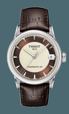 <em>TISSOT</em> LUXURY AUTOMATIC Lady/T086.207.16.261.00