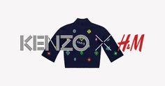 Esprimi la tua personalità con questo capo audace e colorato della collezione KENZO x H&M. #KENZOxHM