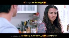 Shaadi Ke Side Effects http://www.onlinevideosongs.com/2014/01/shaadi-ke-side-effects-trailer.html Featuring:- Farhan Akhtar as 'Sid' and Vidya Balan as 'Trisha'.