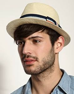 #Hats are extremely popular on the ramp and with designers.