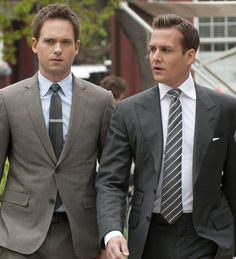 Trajes Harvey Specter, Suits Series, Suits Harvey, Gabriel Macht, Red Band Society, Casual Outfits, Men Casual, Grey Anatomy Quotes, Designer Suits For Men
