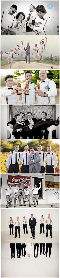 Nice 74 Gorgeous Groom and Groomsmen Wedding Photos You Can't Miss https://bitecloth.com/2017/07/12/74-gorgeous-groom-groomsmen-wedding-photos-cant-miss/