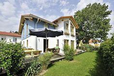 einfamilienhaus satteldach zwerchgiebel - Google-Suche