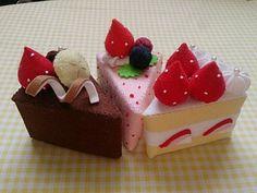ままごと☆ケーキ☆
