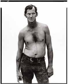 "RICHARD AVEDON: ""Richard Avedon's 'In the American West'"" « ASX 
