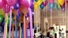 photos attached on helium balloons ile ilgili görsel sonucu