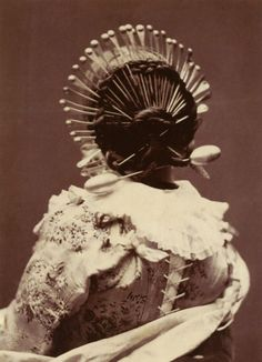 Brianza, Italy. Circa 1870.