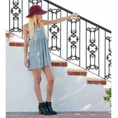 Striped Dress #melroseintheoc #melrose # oc #sanclemente #sc #dress #stripes #shop #delmar