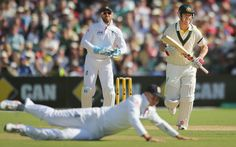 Ashes 2013-14: Australia v England, second Test, day one match report - Telegraph