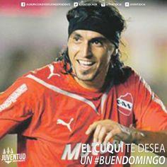 Buenos días diablos! #BuenDomingo! #Independiente, #AndrésSilvera, #IdolosIndependiente