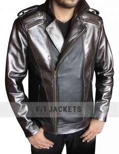 Get a Stylish X Men Apocalypse Quicksilver Leather Jacket for sale. This X Men Apocalypse Jacket for sale at discounted price at our online store fit jackets!!  #XMenApocalypse #Movie #EvanPeters #Quicksilver #Celebrity #Cosplay #geek #cheezburger #geektyrant #geekcheezburger #Fashion #Shopping #Stylish #MensWear #MensOutfit #MensFashion #MensJackets