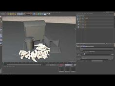 Paint Object Placement in Cinema 4D - YouTube