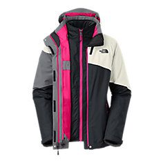 The North Face Women's Cinnabar Triclimate Jacket from DICK'S Sporting Goods. Saved to Things I want as gifts.