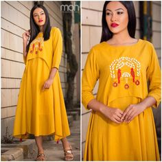 Shivani Bhargava's new collection, now available at moh!  #dresses #designerwear #shivanibhargava #mohstringsattached