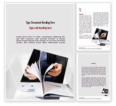 Business Report Word Template http://www.word.poweredtemplate.com/word-templates/business/11080/0/index.html