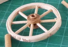 minimanie: The wheels of the cart how to