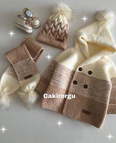 Görüntünün olası içeriği: 1 kişi Source by zumrutbaol Baby Knitting Patterns, Baby Sweater Knitting Pattern, Baby Sweater Patterns, Knitted Baby Cardigan, Knit Baby Sweaters, Knitting Blogs, Knitting For Kids, Baby Patterns, Hand Knitting