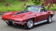 1967 Chevrolet Corvette Convertible 427/435 HP, Tank Sticker presented as lot S122 at Portland, OR