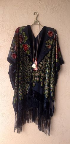 one size gypsy Free People Kimono