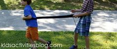 exercise activities for three year olds