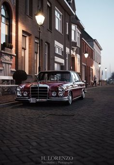 Mercedes-Benz 280 S W 108- #LadyLuxuryDesigns
