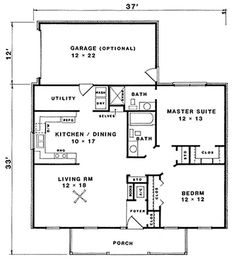 1036 sq ft, 2 bed, 2 bath
