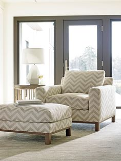 Overstuffed Chairs And Ottomans | Small Sitting Room | Pinterest |  Overstuffed Chairs, Ottomans And Small Sitting Rooms