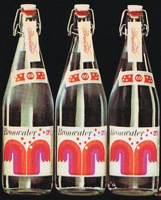 Louis Swart was a packaging Designer in the Netherlands in the 1960s and 70s